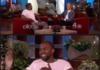 Kanye on Ellen