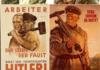 Agitation posters of USSR & Nazi Germany